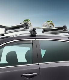 Багажник на дах Sportage QL (з фіксацією отворів)