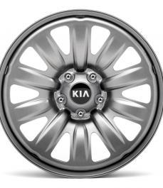 Диск колеса сталевий 17, Sportage QL