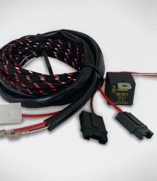 Подовжувач проводки фаркопу (+15/+30 для 13 PIN)