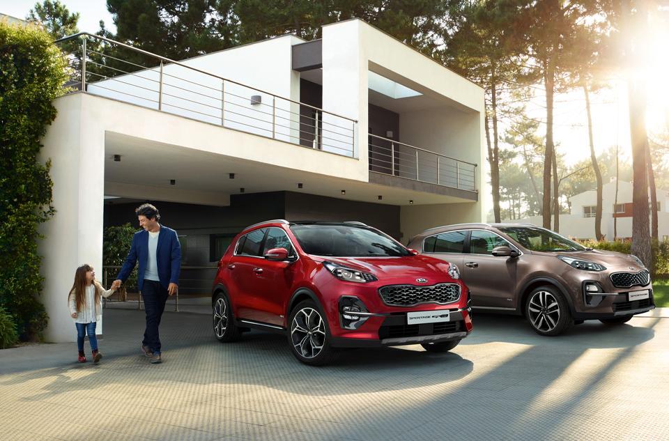 Kia Sportage став беззаперечним лідером продажів серед нових автомобілів в жовтні місяці!