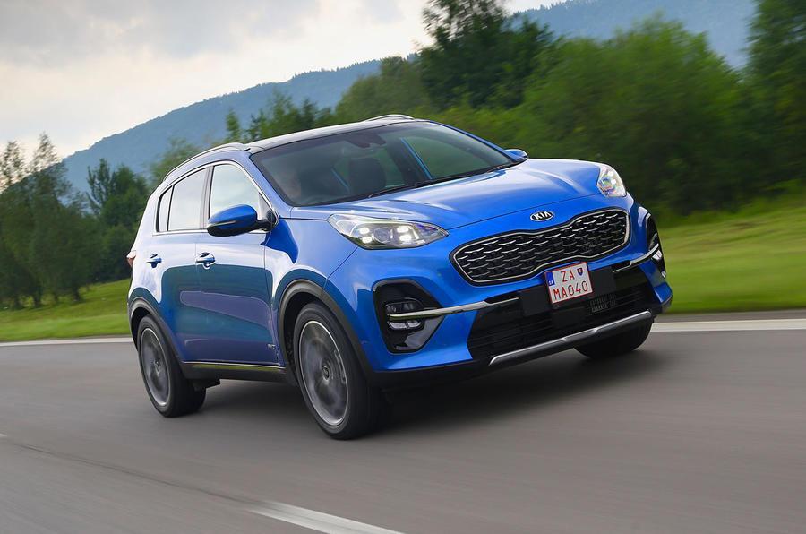 Kia Sportage вкотре підтвердив статус лідера і став найбільш продаваним автомобілем в Україні