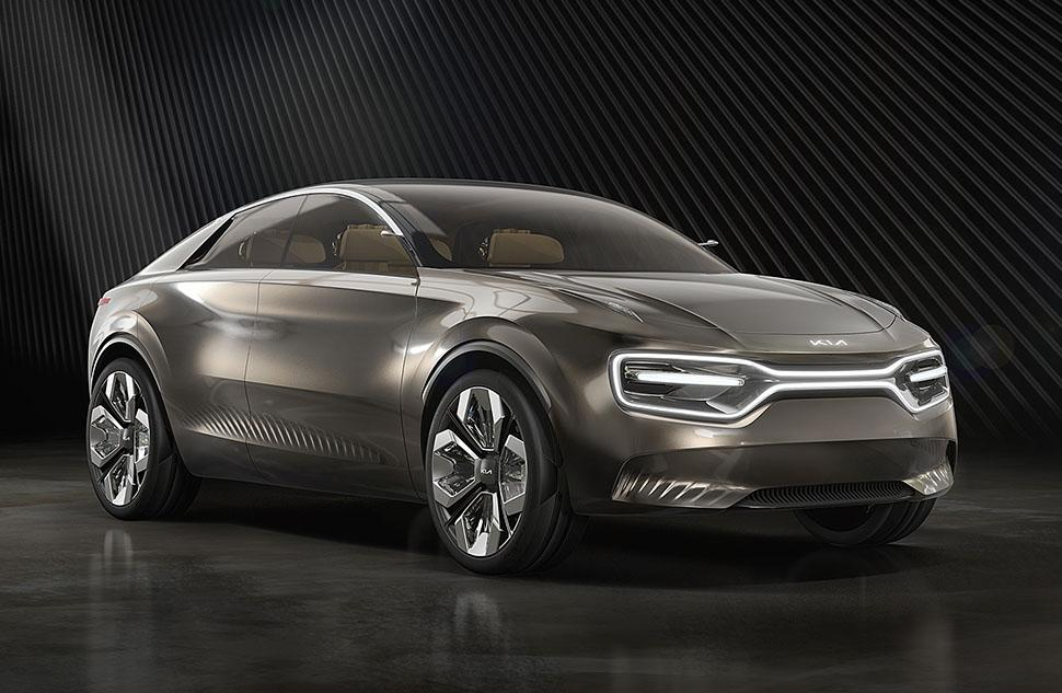 Kia Imagine: у Женеві дебютував корейський електромобіль мрії