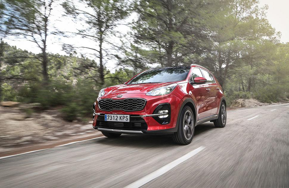 Kia Sportage став лідером лютневих продажів в Україні